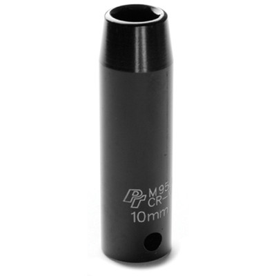 "Performance Tool M950 3/8"" Dr Deep Impact Socket 10MM"