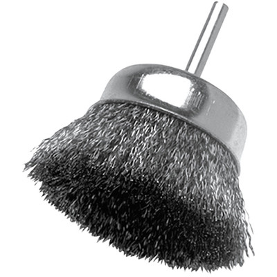 "Performance Tool W1208C 2"" Cup Wire Brush - Coarse"
