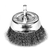 "Performance Tool W1214C 3"" Cup Wire Brush - Coarse"