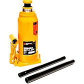Performance Tool W1621 2 Ton Hydraulic Bottle Jack
