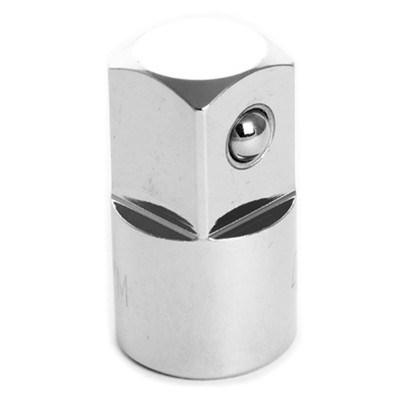 """Performance Tool W32158 Chrome Adapter, 1/2"""" Female to 3/4"""" Male"""