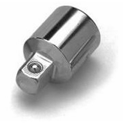 "Performance Tool W38159 Chrome Adapter, 3/8"" Female to 1/4"" Male"