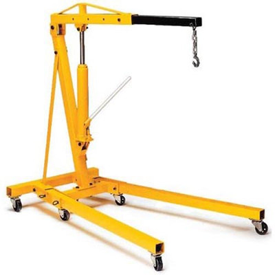 Performance Tool W41029 2 Ton Folding Engine Crane