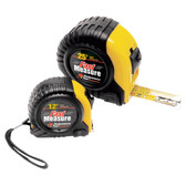 Performance Tool W5025BP 25' & 12' Tape Measure Combo