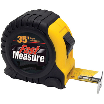 Performance Tool W5035 35' Tape Measure Fastread Tape
