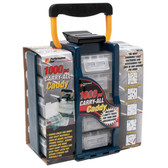 Performance Tool W5199 Organizer Tote W/ Assortments