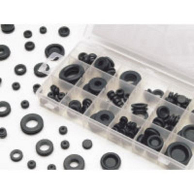Performance Tool W5214 125 Pc Rubber Grommet Assortment