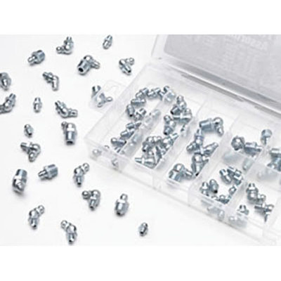 Performance Tool W5215 70 Pc Grease Fitting Assortment