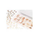 Performance Tool W5217 110 Pc Copper Washer Assortment