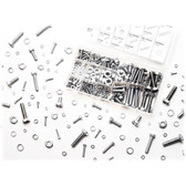 Performance Tool W5334 240Pc Zinc Nuts & Bolts Assortment