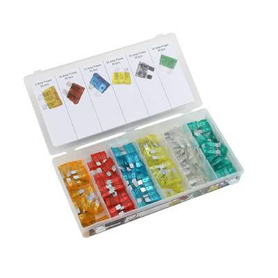 Performance Tool W5368 120 Pc Fuse Assortment