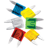 Performance Tool W5369 120 Pc Mini Fuse Assortment