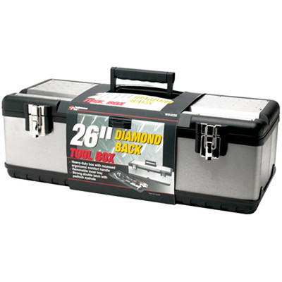 "Performance Tool W54026 26"" Steel Tool Box"
