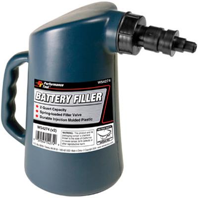 Performance Tool W54274 2Qt Battery Filter