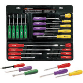 Performance Tool W80022 22 Pc Screwdriver Set