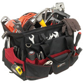"Performance Tool W88986 18"" 36 Pocket Tool Bag"