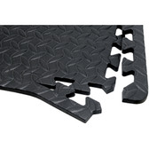 Performance Tool W88989 Diamond Shape Anti-Fatigue Mat