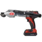 Malco TSHD1 TurboShear Heavy Duty Drill Attachment, 18 Gauge Capacity & Wide Opening Jaws