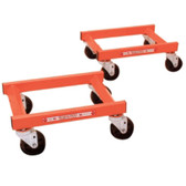 ALC Keysco 77788 Wheel Dollies Set Of 2 1200Lbs Ea.