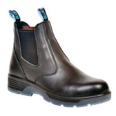 Blue Tongue BTST11.5 Black 6 Inch Slip On Boot