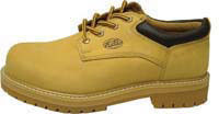 Fuda Shoes 421-12 Size 12 Low Cut Workboot Tan