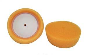 """Hi-Tech Industries HB32 3.5"""" Mini Pad Orange Foam"""
