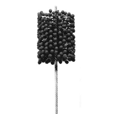 """Brush Research GBD41232 Flex Hone, HD, for Engine Block Cylinders, 4-1/2"""" Diameter (114mm), 320 Grit, 17-1/2"""" Overall Length"""