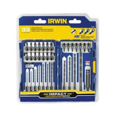 Irwin 1840318 33pc Impact Drill/Drive Set