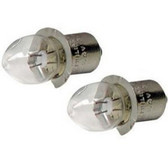Makita 192240-5 7.2V Light Bulb Ml700 2Eapk