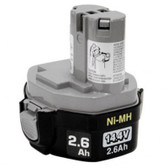 Makita 193158-3 14.4V (2.6Ah) Ni-Mh Pod Battery