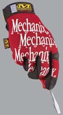 Mechanix Wear MG-02-009 Original Red Medium Glove