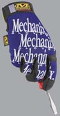 Mechanix Wear MG-03-011 Original Blue Extra Large Glove