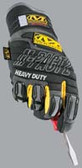 Mechanix Wear MP2-05-008 M-Pact Ii Black Small Glove