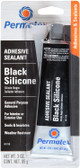 Permatex 81158 #16 Black Silicone Adhesv - Each