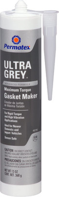 Permatex 82195 Rigid High-Trq RTV Silicone Gaasket Maker - Each