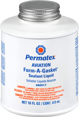 Permatex 80017 Aviation Form-A-Gasket #3 - Each