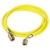 "Robinair 68196A 96"" Yellow Enviro-Guard Hose"
