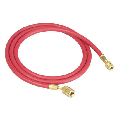 "Robinair 38372A 72"" Red Hose With 45 Degree"