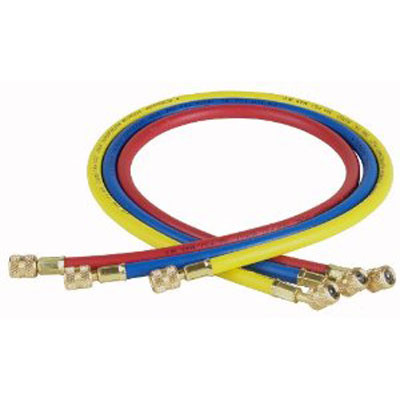 Robinair 30036 Set Of Three Ac Hoses 36""