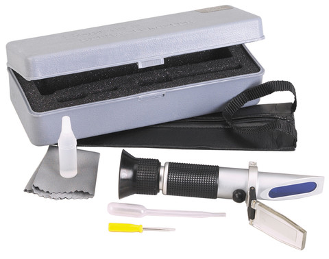 Robinair 75240 Coolant/Battery Refractometer