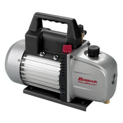 Robinair 15510 Single Stage Vacuum Pump 5 CFM