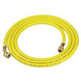 "Robinair 31096 96"" Yellow Hose 1/4"" X 1/4 R12"