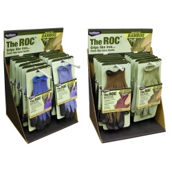 Magid CNTRBAM4 ROC 45/40 Work Gloves Counter Display