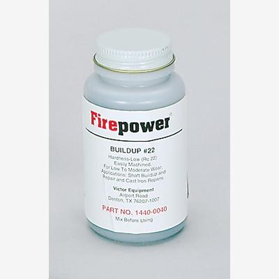 Firepower 1440-0040 Thermal Arc - SA Flux, Spray Powders, WC - FPBP#22 Build-Up Powder