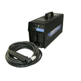 "Firepower 1-1110-1 Plasma Cutter, with Built-In Air Compressor, 1/8"" Cutting Capacity, 15 Amp, 120 Volt, Lightweight"