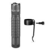 Maglite SG2LRC6 Mag-Tac Gray Scalloped Light