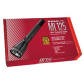 Maglite ML125-33014 Flashlight, LED, Rechargeable, ML125