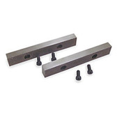 Wilton 11127S41 Replacement Serrated Jaw Inserts For Vise 11127 (675)