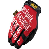 Mechanix Wear MG-02-008 Gloves Orig Sm Red 1Pr