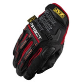 Mechanix Wear MPT-52-011 XL Mpact Glove With Poron Xrd, Black/Red